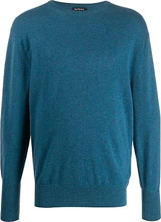 N.Peal crew neck jumper - Blue