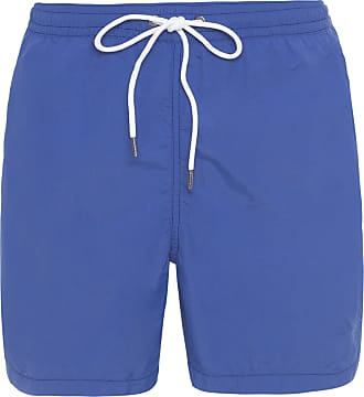 Richards SHORT MASCULINO PRAIA LISO - AZUL
