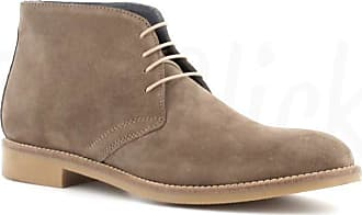 Generico Made in Italy Suede Shoes Model Clark - Brown Brown Size: 10.5 UK