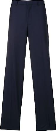 E. Tautz Calça com pregas - Azul