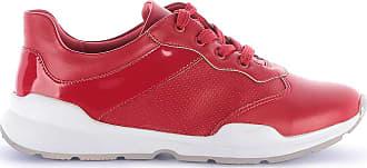 Paula Brazil Tênis Chunky Staty 68-3917 Napa Vermelho Vermelho - 34