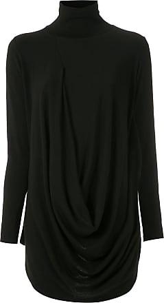 Uma Blusa drappeggiata Church - Di colore nero