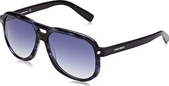 Dsquared2 Dsquared2 Mens Tyler Sunglasses, Blue (Blue/Other/Gradient Blue), 56.0