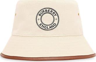 Burberry Chapéu com estampa de logo - Neutro