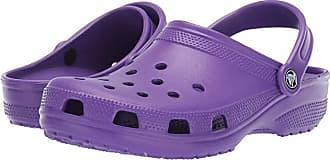 Crocs Classic Clog (Neon Purple 1) Clog Shoes