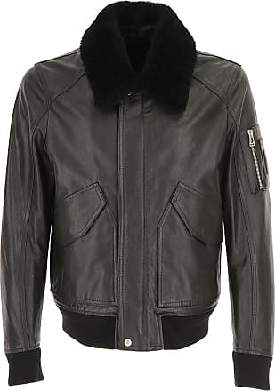 8ae96e033be Belstaff Leather Jacket for Men On Sale, Black, Leather, 2017, L XL