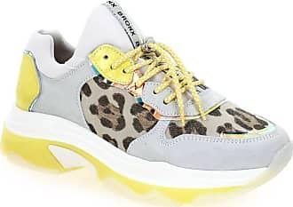 7aef0453260 Bronx NEW - Baskets Bronx BAISLEY jaune pour Femme