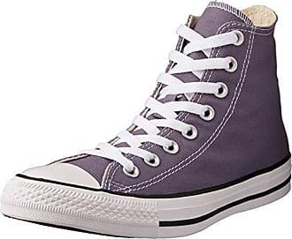 Converse Ctas Hi Unisex Sneakers Low Turnschuhe 163352c Lila Neu