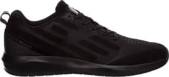 Emporio Armani EA7 Men Sneakers Black 9 UK