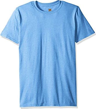 Gold Toe Mens Crew Neck T-Shirt, Heather Royal, Medium