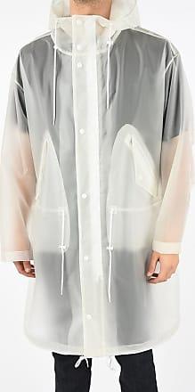 Calvin Klein Printed Logo Raincoat Größe L