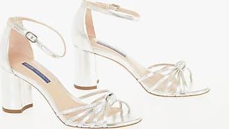 Stuart Weitzman Leather SUTTON Sandals 7.5 cm size 37,5