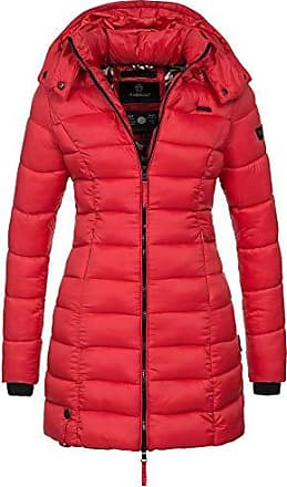 Damen Winterjacken in Rot Shoppen: bis zu −50% | Stylight