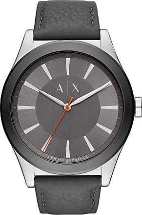 A|X Armani Exchange Relógio Quartz Nico - Homem - Cinza - Único IT