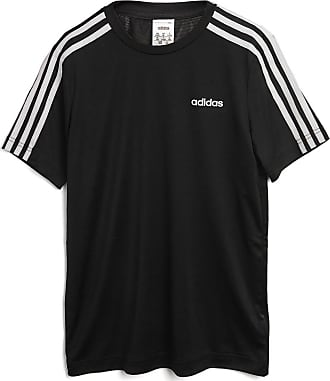 adidas Performance Camiseta adidas Performance Infantil Listras Off-White
