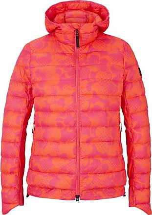Bogner Fire + Ice Anka Lightweight down jacket for Women - Fuchsia/Orange
