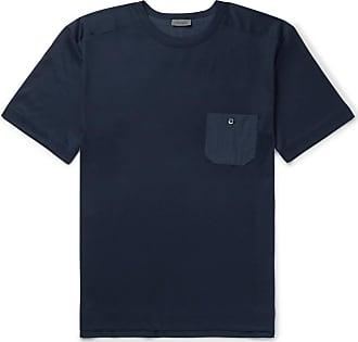 Zimmerli Cotton And Modal-blend Jersey T-shirt - Navy