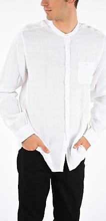 Woolrich Linen Corean Shirt size Xl