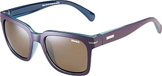 Sinner Blue Water Polarized Matte Crystal Black CX Sintec Blue Sunglasses