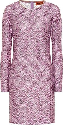 Missoni Striped knit minidress