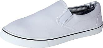 Saute Styles Mens Boys Slip On Casual Skater Espadrilles Plimsolls Trainers Pumps Shoes Size 12