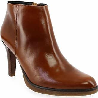 Boots Femme Camel Janie Janie Philip Philip MAX pour sdoQxBhCtr