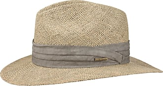 Stetson Caney Seagrass Traveller Strohoed by Stetson