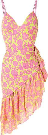 Clube Bossa Vestido Bebett floral - Amarelo