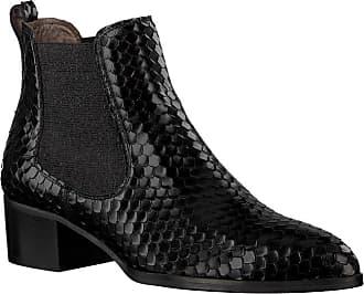 c3c4bfc5d26545 Pertini Schwarze Pertini Chelsea Boots 182W12032C6