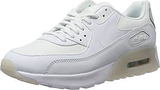 low priced 9196b 14c58 Nike Air Max WMNS 90 Ultra 724981-102, Chaussures de Running Femme, Blanc