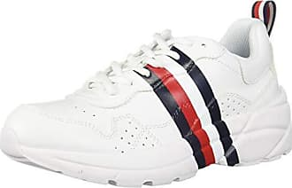 955cbed5a Tommy Hilfiger Womens Envoy Sneaker White 6 M US