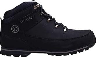 Firetrap Mens Rhino Boots Navy/Black UK 10.5 (44.5)