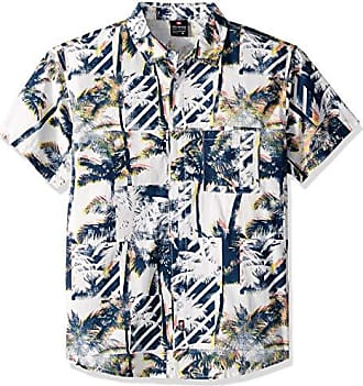 Southpole Mens All Over Print Woven Shirt
