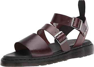 Dr. Martens Unisex Adults Gryphon Ankle Strap Sandals, Brown (Charro Brando 230), 11 UK (46 EU)