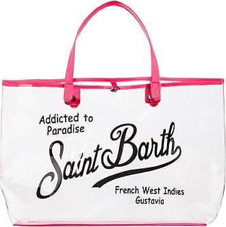 51c4947563476 MC2 Saint Barth Las Vegas Strandtasche (Pink) - Damen (Unisize)