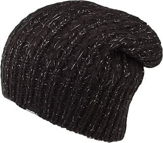 O'Neill Hats Annie Cable Knit Beanie Hat - Black 1-Size