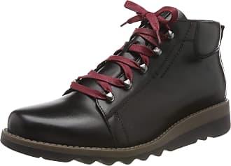 Josef Seibel Womens Lina 09 Combat Boots, Black (Schwarz MI135 100), 6.5 UK (40 EU)