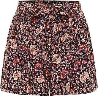 Ulla Johnson Floral cotton-blend shorts