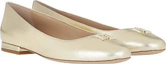Lauren Ralph Lauren Ballerinas - Gisselle Casual Flats Pale Gold - gold - Ballerinas for ladies