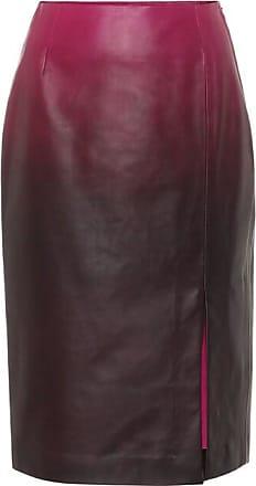 Dorothee Schumacher Degradé Softness leather skirt