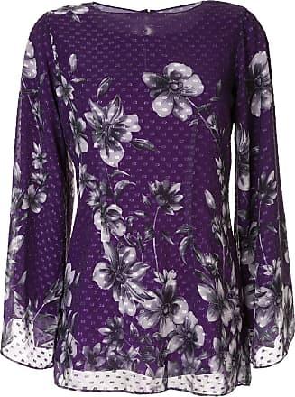Bambah floral Bridget tunic - PURPLE