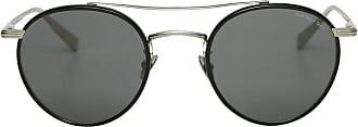 Garrett Leight Garrett leight Rimowa x glco 49 sunglasses BLK-SILV/S-FLATBLK U