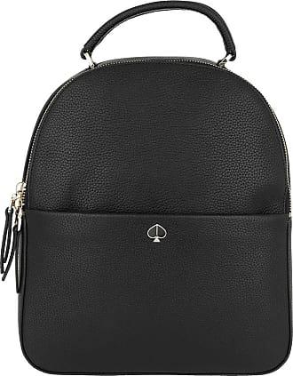Kate Spade New York Polly Medium Backpack Black Rucksack schwarz
