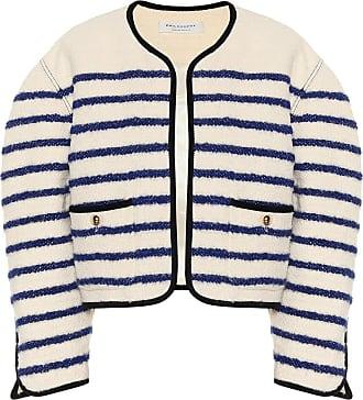 Philosophy di Lorenzo Serafini Striped tweed jacket