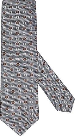 Altea Übergröße : Altea, Krawatte aus 100% Seide in Blau für Herren