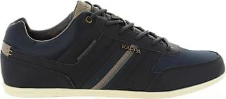 Kappa Men Sports Shoes 304I950 WHOOLE 910 Blue Size 6.5 UK