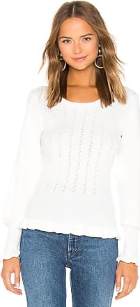Parker Henri Sweater in White