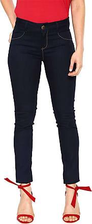 Morena Rosa Calça Jeans Morena Rosa Skinny Andreia Azul - Cores(azul) Tamanho Calça(36)