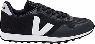 Veja SDU-RT B-Mesh Sneakers Schwarz & Weiß - leather   cloud white   45