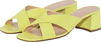 Unützer Sandaletten (Gelb) - Damen
